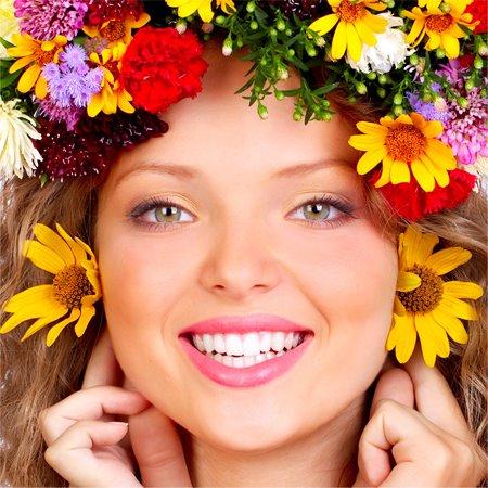 Красивая улыбка-залог успеха!